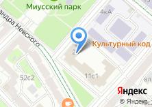 Компания «Национальный космический банк» на карте