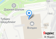 Компания «АВТОНАВТИКА» на карте