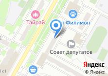 Компания «Кулинария на Каргопольской» на карте