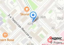 Компания «Нотариус Соловьев И.А» на карте
