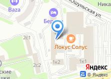 Компания «КБ ВЕГА БАНК» на карте