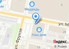 Компания «МойкиТ» на карте