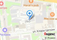 Компания «СтЭМ фурнитура» на карте
