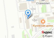 Компания «Юринтегро» на карте