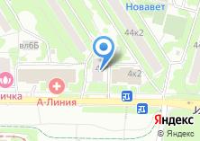 Компания «Участковый пункт полиции район Чертаново Южное» на карте