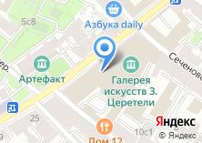 Компания «Галерея Художника» на карте