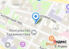Компания «Ассоциация Российских банков» на карте