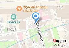Компания «Ювена» на карте