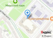 Компания «НК банк» на карте