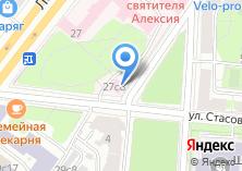 Компания «Генезис-Сервис» на карте