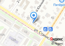Компания «АкваТемп» на карте