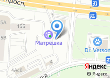 Компания «АЗС ТК Макс» на карте