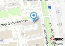 Компания «ВЕРАС» на карте