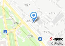 Компания «Омником» на карте