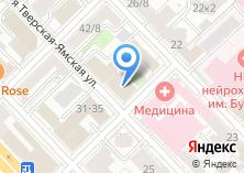 Компания «Минерва ИС» на карте