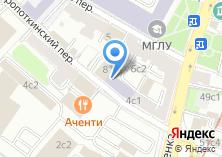Компания «Государственный океанографический институт им. Н.Н. Зубова» на карте