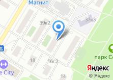 Компания «ТЕРРА» на карте