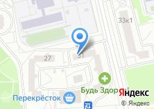 Компания «Мировые судьи района Южное Бутово» на карте