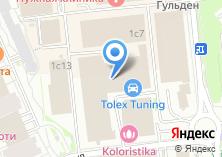 Компания «Boomster» на карте