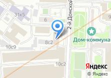 Компания «Управление ведомственной охраны» на карте