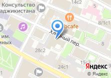 Компания «Юконн» на карте