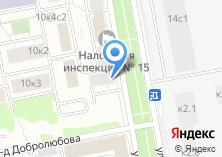Компания «Gubarev-KUDO» на карте