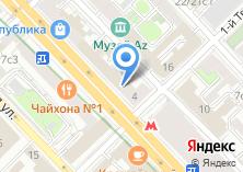 Компания «Рем-Сервис24» на карте