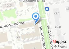 Компания «Архитектурное бюро Дмитрия Глушкова» на карте