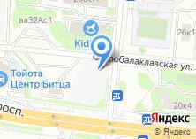 Компания «Магазин автозапчастей на Азовской» на карте