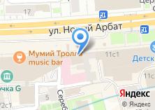Компания «Кокос» на карте