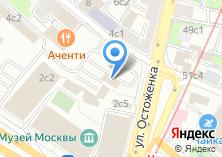 Компания «Шиномонтажная мастерская на Остоженке» на карте