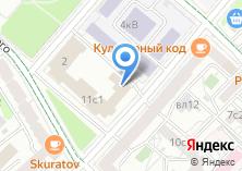 Компания «Муниципалитет внутригородского муниципального образования Тверское» на карте