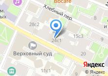 Компания «Linava» на карте