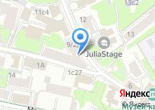 Компания «Alcovip» на карте