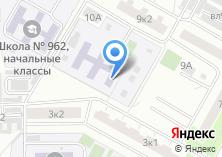Компания «Начальная школа-детский сад №1626» на карте