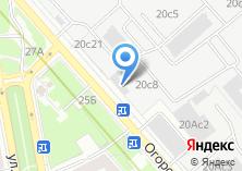 Компания «Get robo» на карте