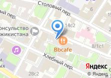 Компания «РУСИЧ» на карте
