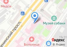 Компания «Центральная клиническая больница Московской Патриархии Святителя Алексия Митрополита Московского» на карте