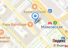 Компания «М.И.Р ШОКОЛАДА» на карте
