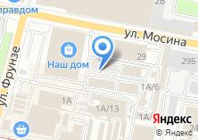 Компания «Магазин дверей и фурнитуры» на карте