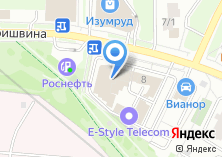 Компания «Петростройсистема Грайтек» на карте