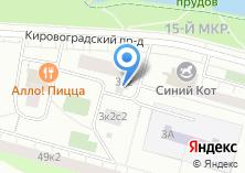 Компания «Allchery.ru» на карте