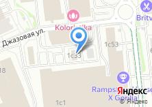 Компания «Ромашка Партнер» на карте