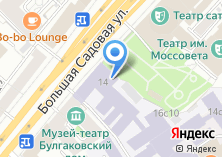 Компания «Военный университет Министерства Обороны РФ» на карте