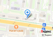 Компания «Шкаф Иваныч» на карте