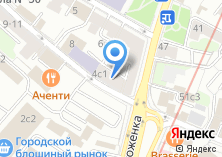 Компания «Диасфарм» на карте