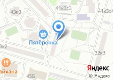 Компания «ОДС Инженерная служба района Чертаново Центральное» на карте