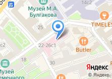 Компания «МИП» на карте