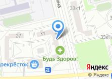 Компания «Магазин цветов на ул. Брусилова» на карте