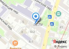 Компания «Арлетта» на карте